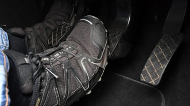 SEAT Arona - pedals