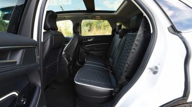 Ford Edge Vignale - rear seats
