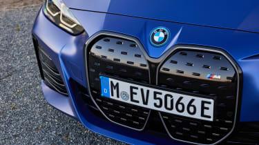 BMW i4 - grille