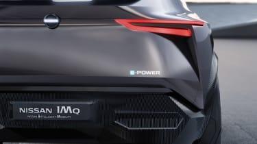 Nissan IMQ concept - rear light
