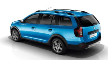 Dacia Logan MCV Stepway - rear static