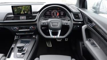 Audi SQ5 - interior
