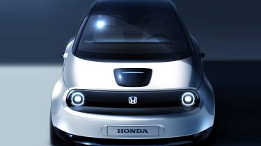 Honda Urban EV prototype sketch