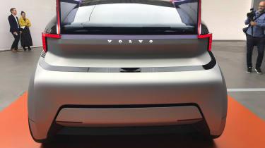 Volvo 360c concept - rear