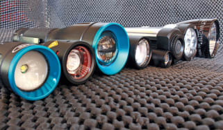 Rechargeable torches - header