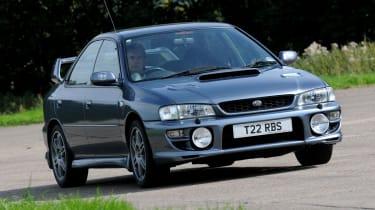 Limited edition Subaru Impreza RB5