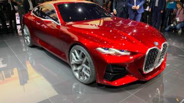 BMW Concept 4 - front