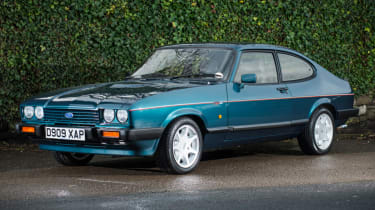 Cool cars: the top 10 coolest cars - Ford Capri