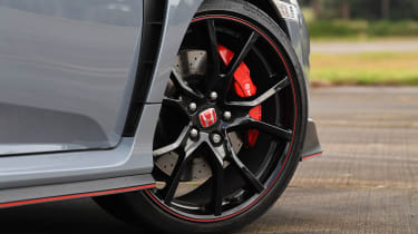 Honda Civic Type R - wheel