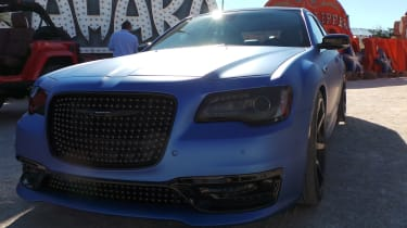 Chrysler 300 Super S nose