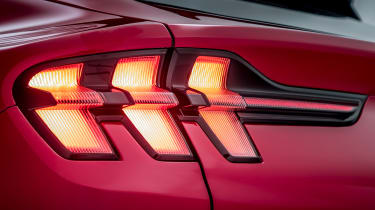 Ford Mustang Mach-E - rearlights
