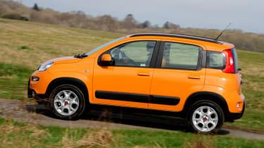 Fiat Panda Trekking panning