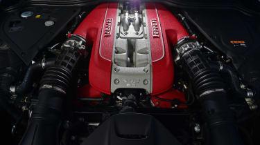 Ferrari 812 GTS - engine