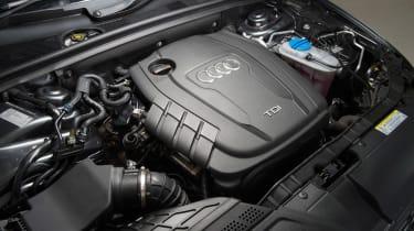 Used Audi A4 - engine