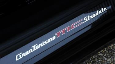 Maserati GranTurismo MC Stradale sills