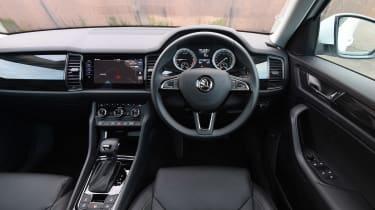 Audi TT long-termer - vents