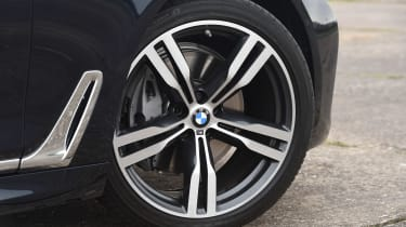 BMW 7 Series - wheel