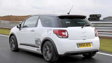 Citroen DS3 Racing rear