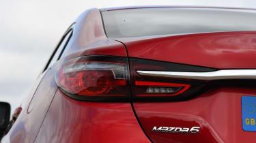 Mazda 6 - rear light