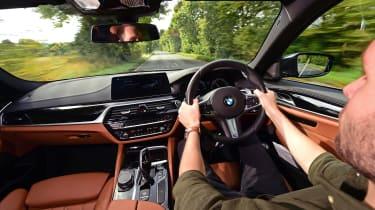 BMW 5 Series - second report Jonathan Burn