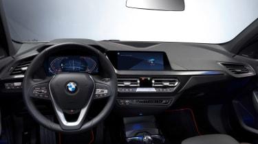 New BMW 1 Series 2019 interior