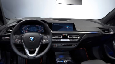 New BMW 1 Series 2019 interior