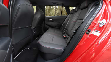 Toyota Corolla Touring Sports - rear seats
