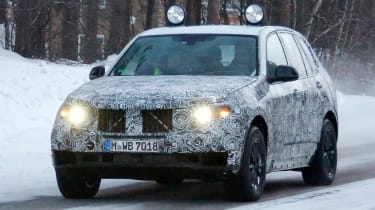 BMW X5 2017 front