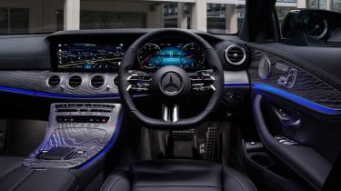 Mercedes E-Class Estate - cabin