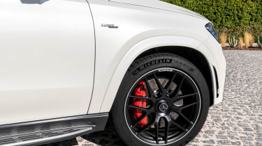 Mercedes-AMG GLE 53 Coupe - wheel