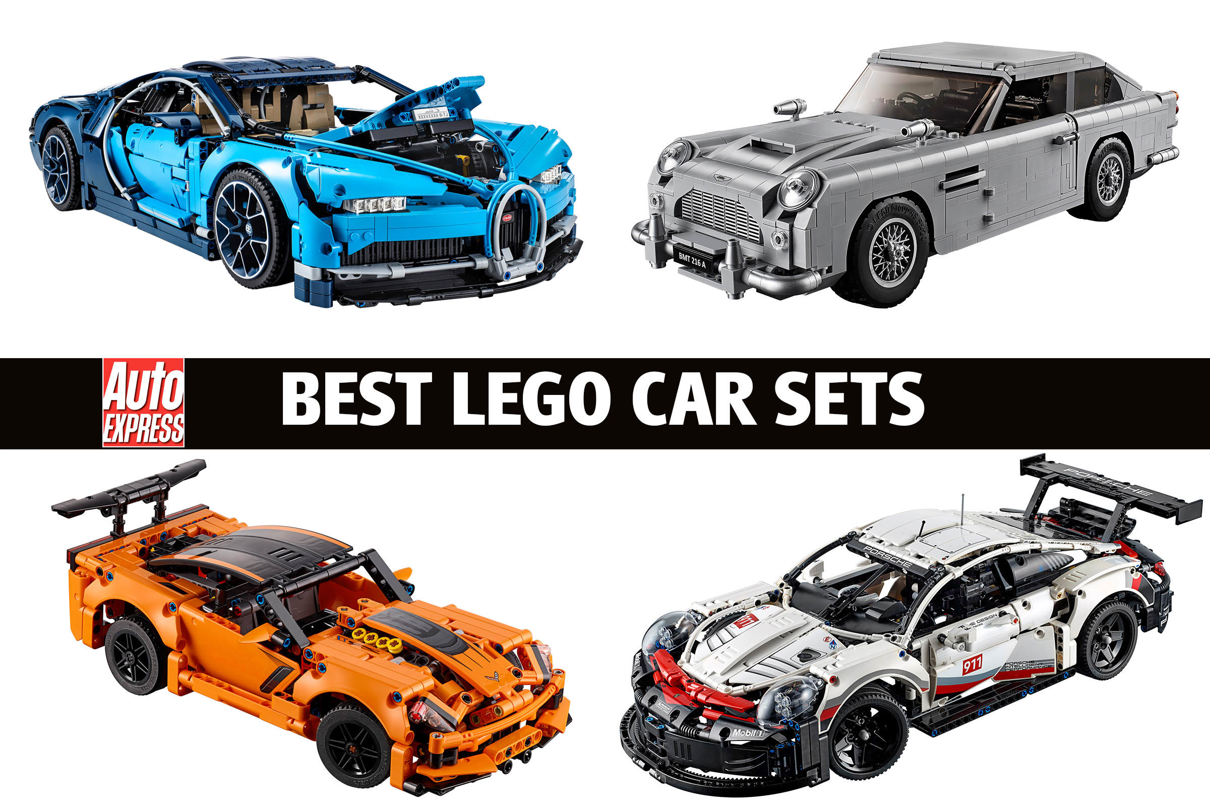 Best Lego Cars Of 2019 Cool Lego Gifts For Car Fans Auto Express