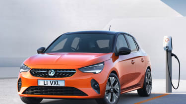 New Vauxhall Corsa-e official 2019