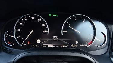 BMW 3 Series - dials