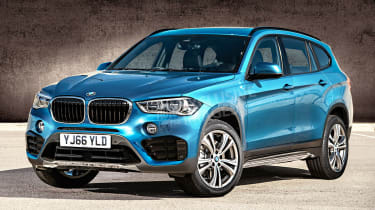 New BMW X3 - exclusive image