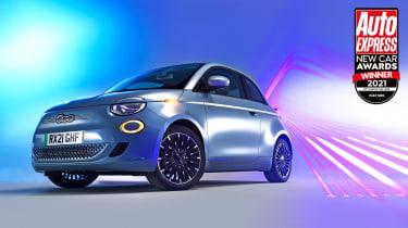 Fiat 500 - New Car Awards 2021