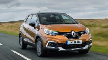 Renault Captur dCi 90 automatic
