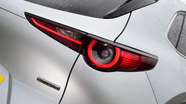 Mazda CX-30 - rear light