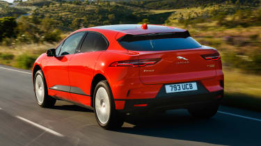 Jaguar I-Pace - rear