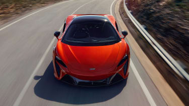 McLaren Artura - full front