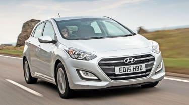 Hyundai i30 - front