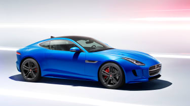 Jaguar F-Type British Design Edition - side
