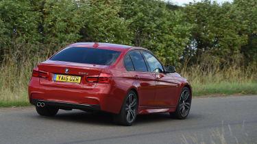 BMW 3 Series 2015 320d - rear