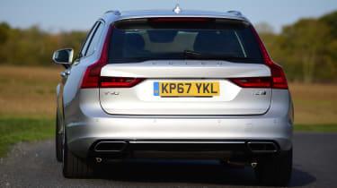 Volvo V90 T8 - rear