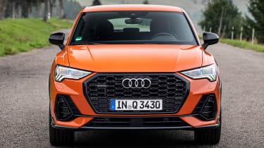 Audi Q3 Sportback - full front