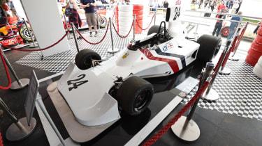 Goodwood 2016 - old race car