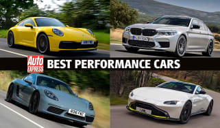 Best performance cars