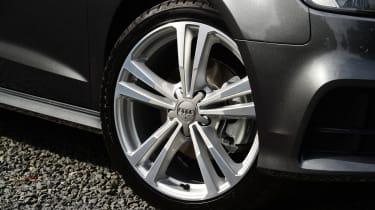 Audi A3 Sportback 2.0 TDI - wheel