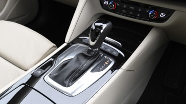 Vauxhall Insignia Sports Tourer Elite Nav - transmission