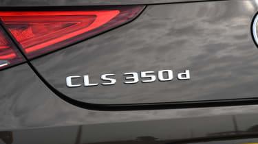 Mercedes CLS 350 d - CLS badge