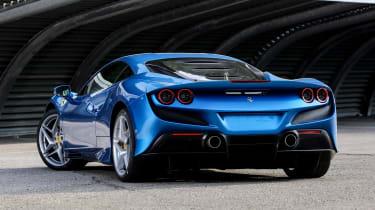 Ferrari F8 Tributo - rear static